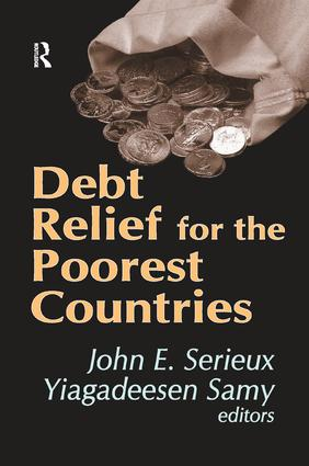 Debt Relief for the Poorest Countries book cover