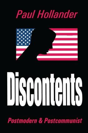 Discontents: Postmodern and Postcommunist, 1st Edition (Paperback) book cover