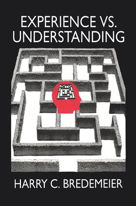 Experience Versus Understanding: Understanding Yourself in Twenty-First Century Societies, 1st Edition (Paperback) book cover