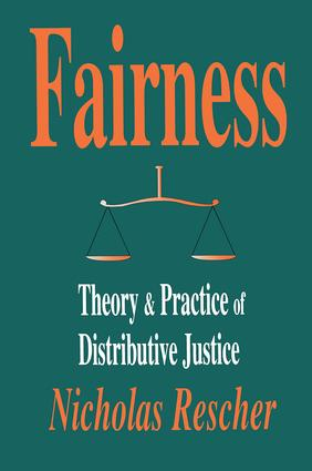 Fairness: 1st Edition (Paperback) book cover