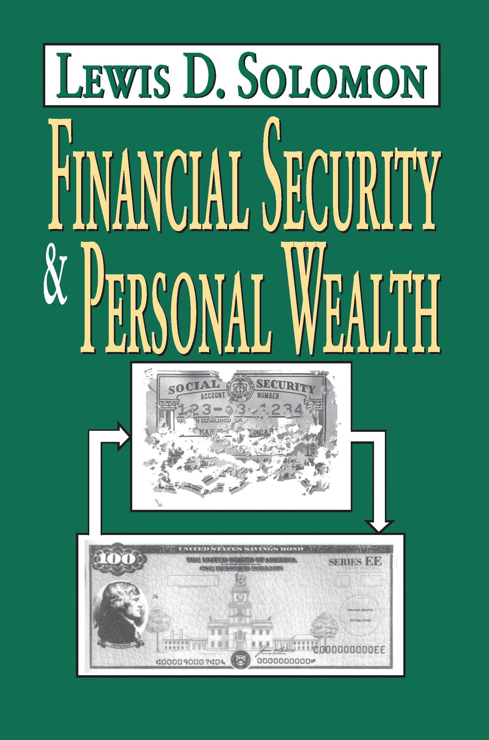 Financial Security and Personal Wealth: 1st Edition (Paperback) book cover