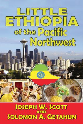 Little Ethiopia of the Pacific Northwest: 1st Edition (Paperback) book cover