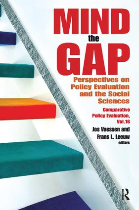 Mind the Gap: Perspectives on Policy Evaluation and the Social Sciences book cover