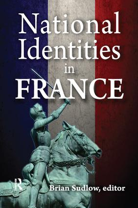 National Identities in France book cover
