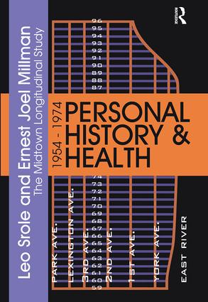 Personal History and Health: 1st Edition (Paperback) book cover