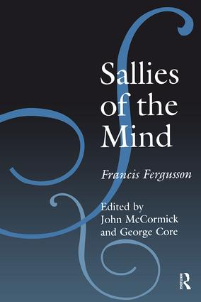 Sallies of the Mind: 1st Edition (Paperback) book cover