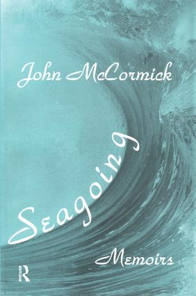 Seagoing: Essay-memoirs, 1st Edition (Paperback) book cover