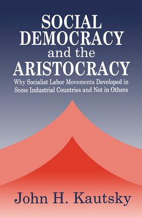 Social Democracy and the Aristocracy: 1st Edition (Paperback) book cover