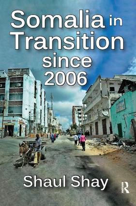 Somalia in Transition Since 2006 book cover