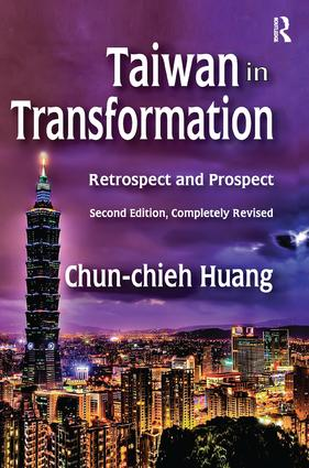 Taiwan in Transformation: Retrospect and Prospect book cover
