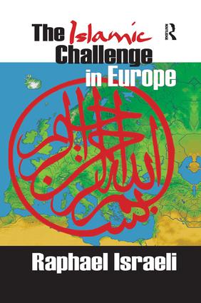 The Islamic Challenge in Europe: 1st Edition (Paperback) book cover