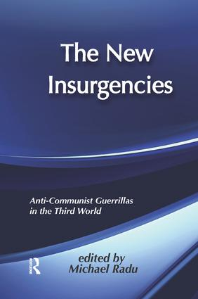 The New Insurgencies: Anti-communist Guerrillas in the Third World, 1st Edition (Paperback) book cover