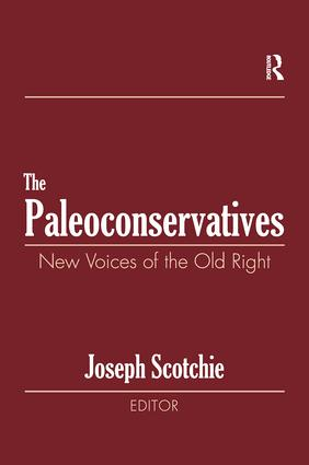 The Paleoconservatives