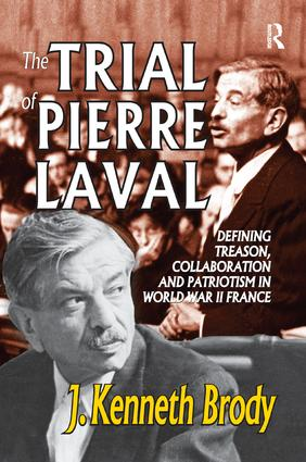 The Trial of Pierre Laval