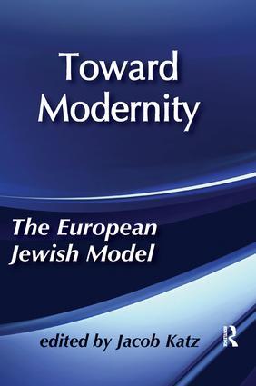 Toward Modernity