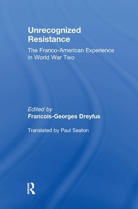 Unrecognized Resistance