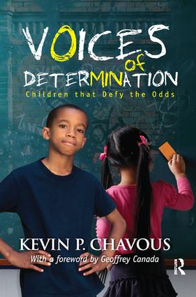 Voices of Determination: Children That Defy the Odds, 1st Edition (Paperback) book cover