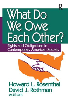 What Do We Owe Each Other?