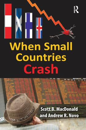 When Small Countries Crash: 1st Edition (Paperback) book cover
