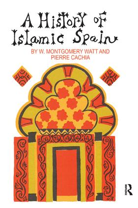 A History of Islamic Spain: 1st Edition (Hardback) book cover