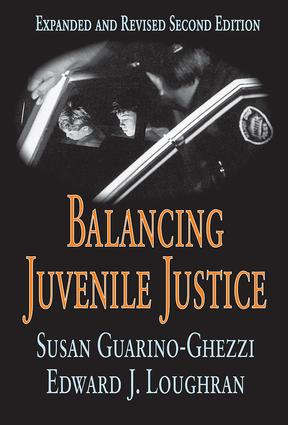 Balancing Juvenile Justice: 2nd Edition (Paperback) book cover