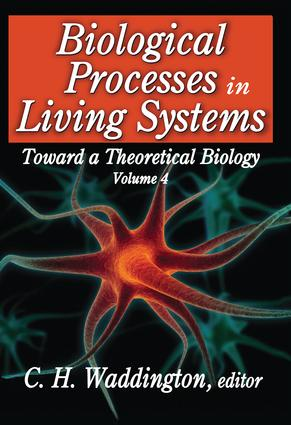 Biological Processes in Living Systems book cover