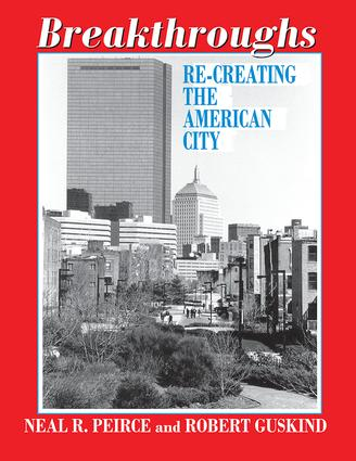 Breakthroughs: Re-creating the American City, 1st Edition (Paperback) book cover