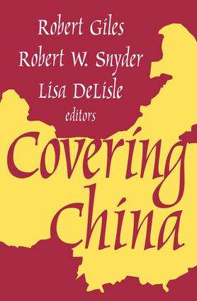 Covering China book cover