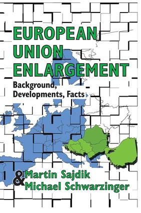 European Union Enlargement: Background, Developments, Facts, 1st Edition (Paperback) book cover