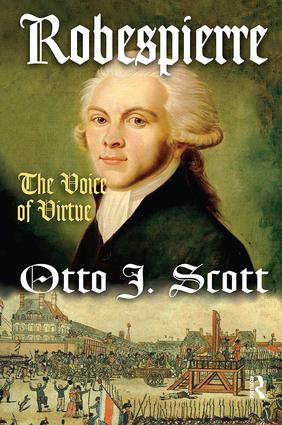 Robespierre: The Voice of Virtue, 1st Edition (Paperback) book cover
