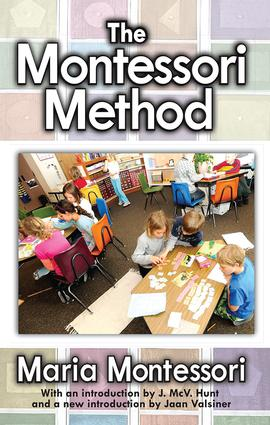 The Montessori Method: 1st Edition (Paperback) book cover