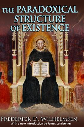 The Paradoxical Structure of Existence book cover