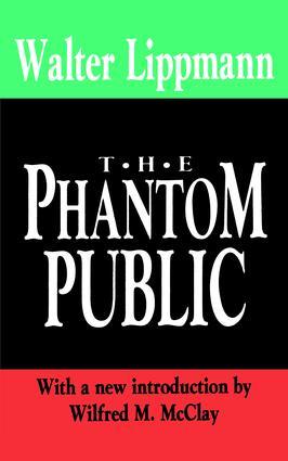 The Phantom Public book cover