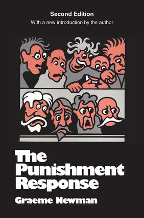 The Punishment Response: 2nd Edition (Paperback) book cover