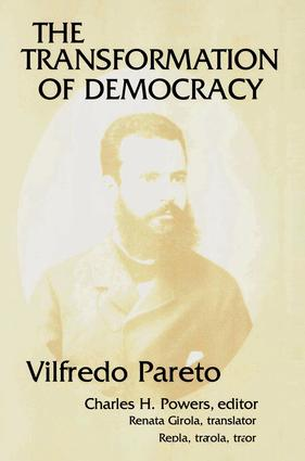 The Transformation of Democracy: 1st Edition (Hardback) book cover