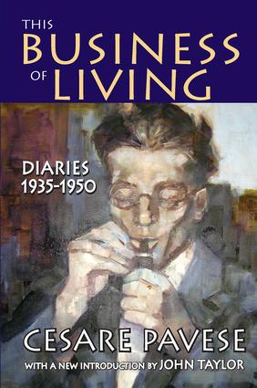 This Business of Living: Diaries 1935-1950, 1st Edition (Hardback) book cover