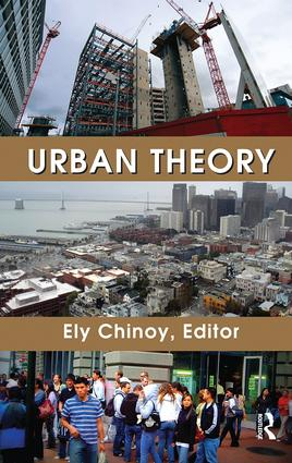 Urban Theory: 1st Edition (Paperback) book cover
