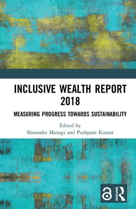 Inclusive Wealth Report 2018: Measuring Progress Towards Sustainability book cover