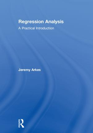 Regression Analysis: A Practical Introduction, 1st Edition (Hardback) book cover