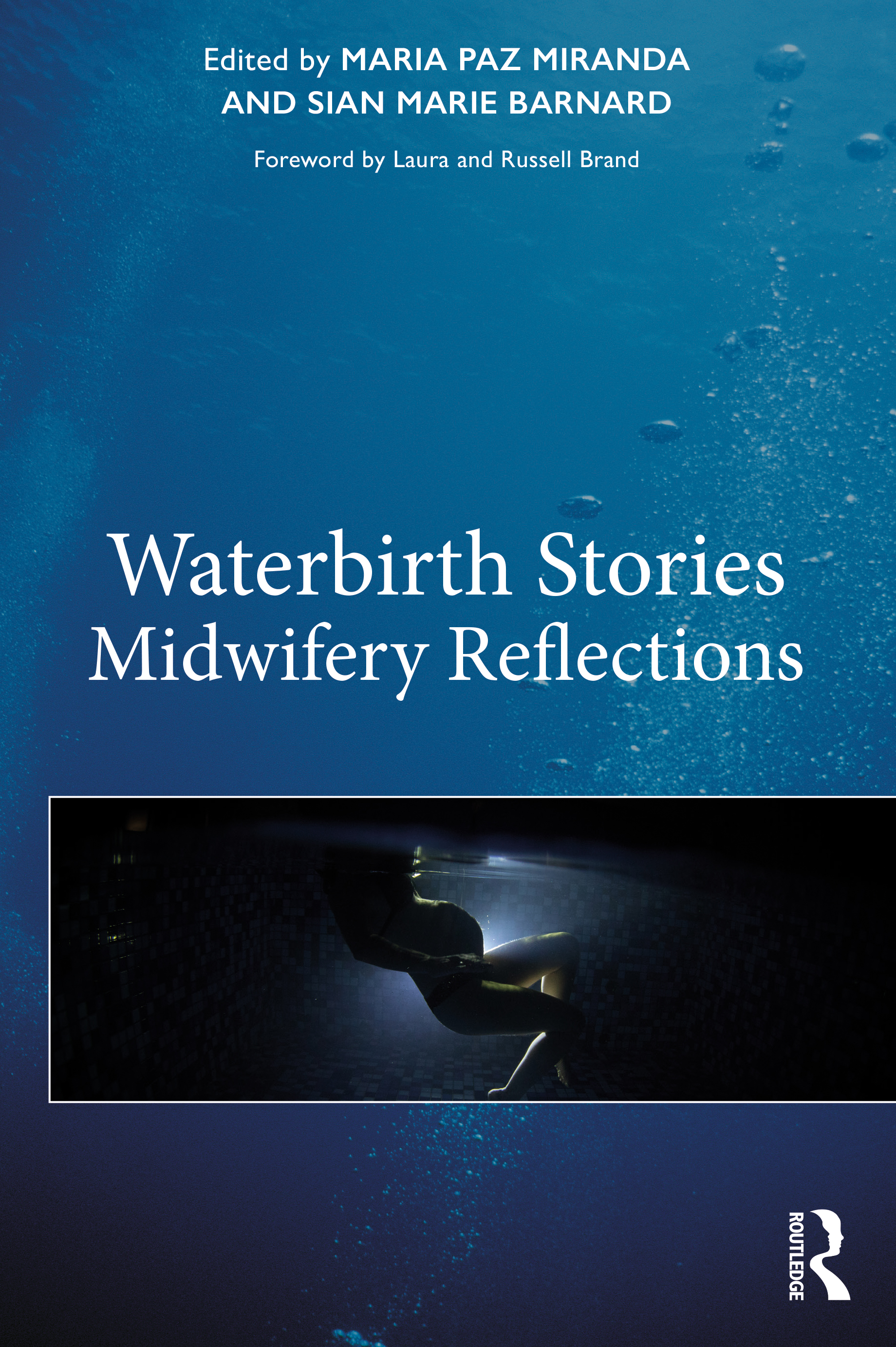 Waterbirth Stories: Midwifery Reflections book cover