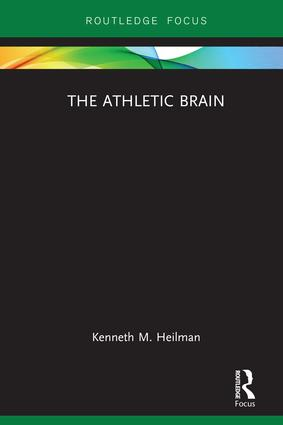 The Athletic Brain: 1st Edition (Hardback) book cover