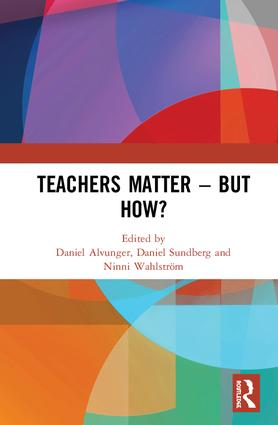 Teachers Matter – But How?: 1st Edition (Hardback) book cover