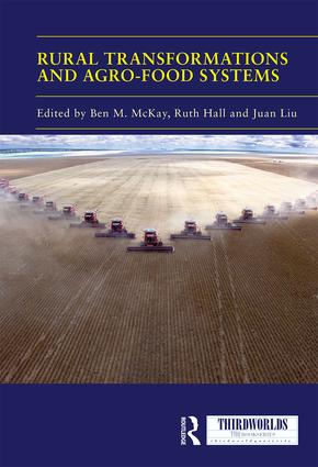 Rural Transformations and Agro-Food Systems: The BRICS and Agrarian Change in the Global South book cover