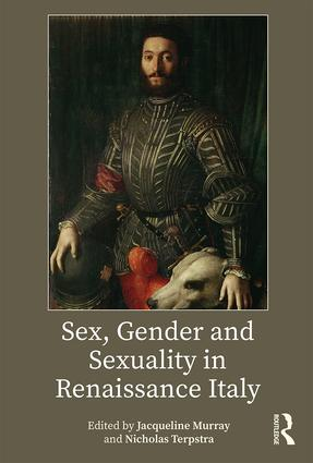 Sex, Gender and Sexuality in Renaissance Italy book cover