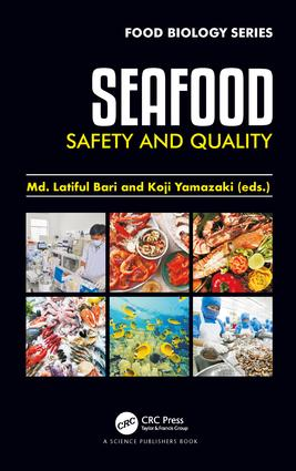 Seafood Safety and Quality book cover