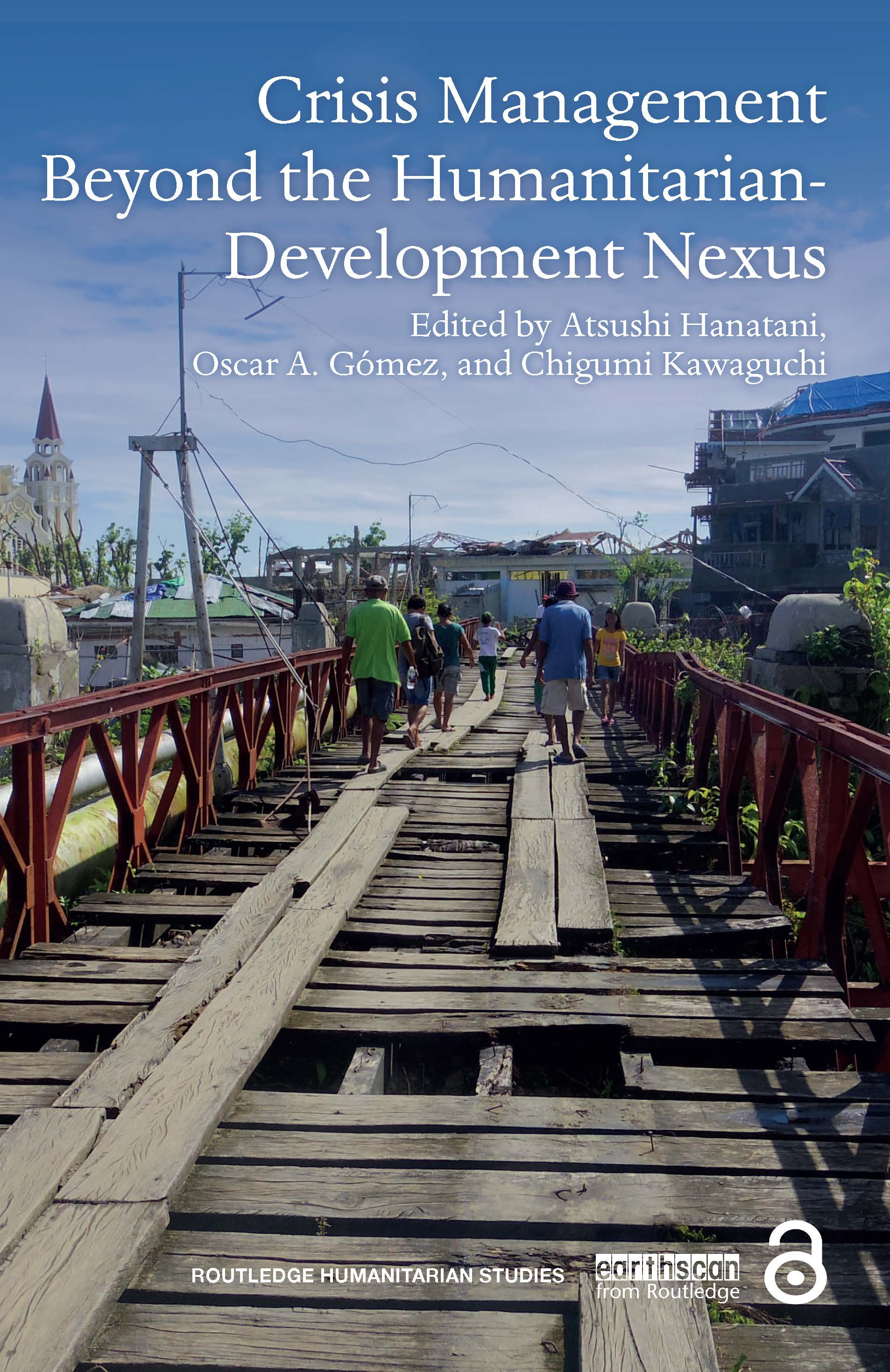 Crisis Management Beyond the Humanitarian-Development Nexus book cover
