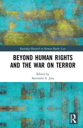 Beyond Human Rights and the War on Terror: 1st Edition (Paperback) book cover