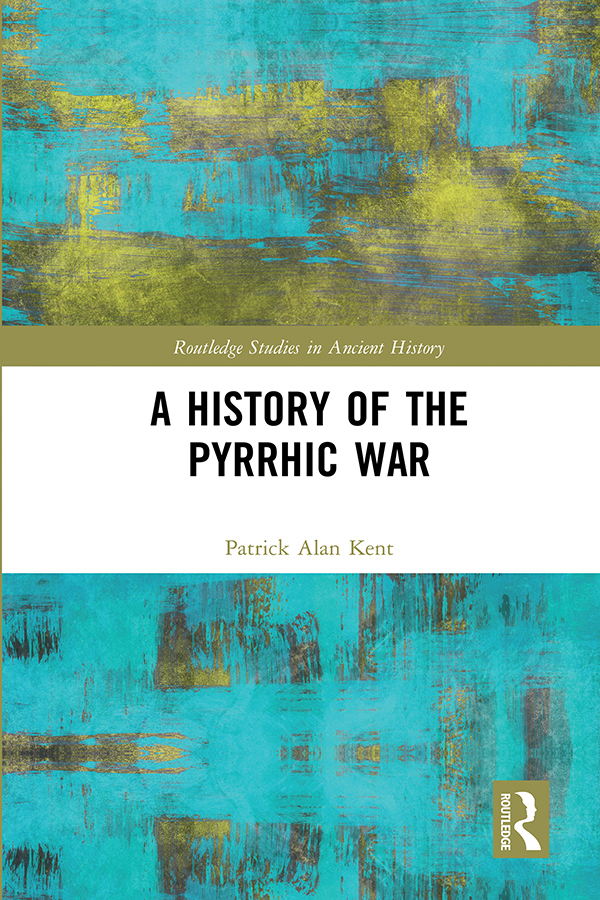 A History of the Pyrrhic War book cover