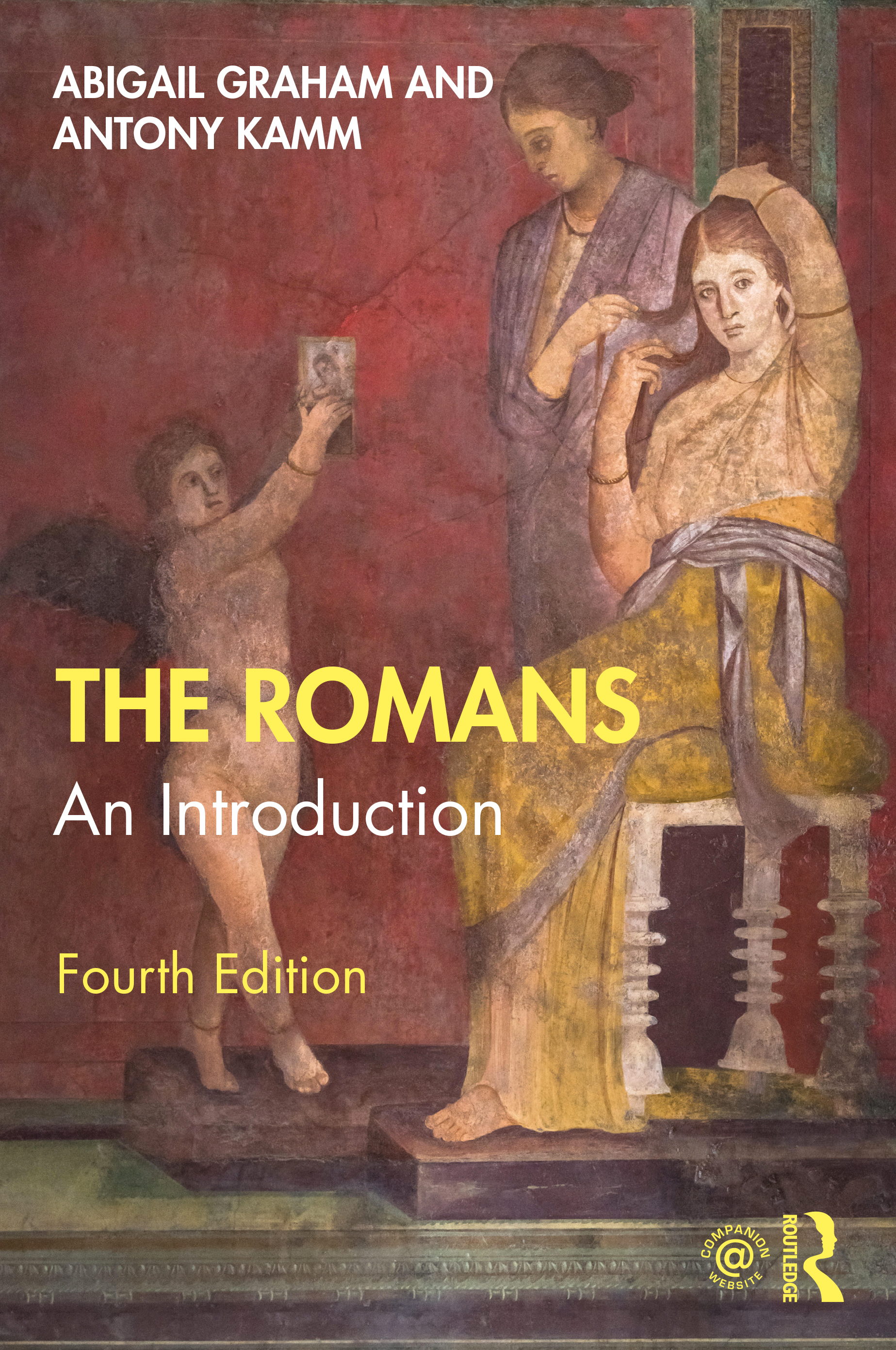 The Romans: An Introduction book cover
