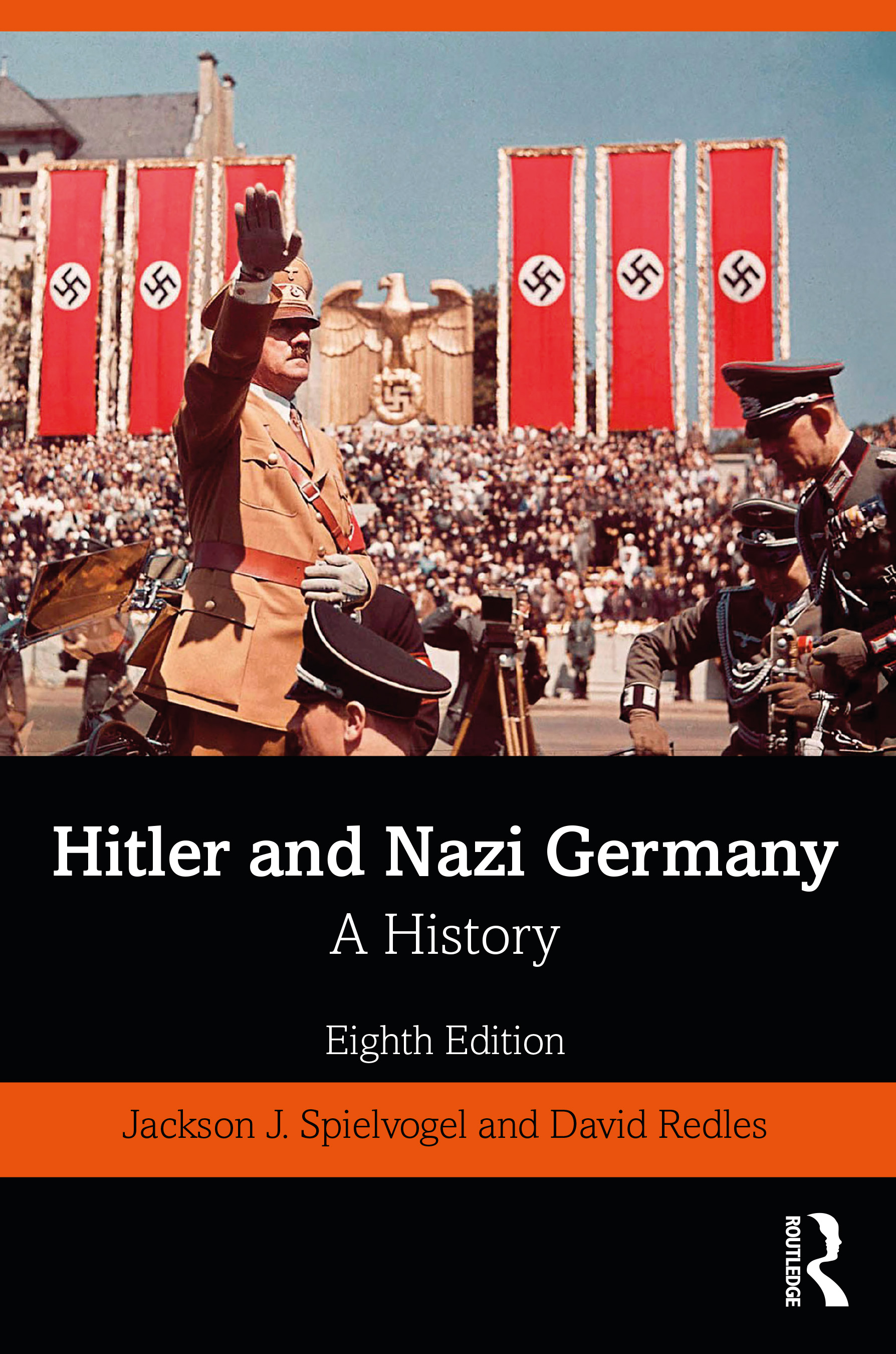 Hitler and Nazi Germany: A History book cover